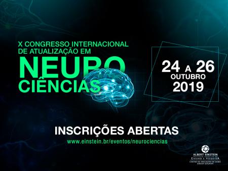 x congresso neurociencias